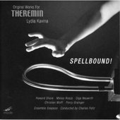Spellbound! Original Works For Theremin