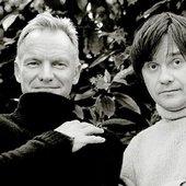 Sting & Edin Karamazov