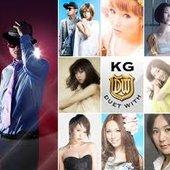 KG with AZU