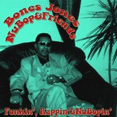 "NEW CD  Compilation  ""FUNKIN',RAPPIN'&NuBOPIN'\"" 2011"