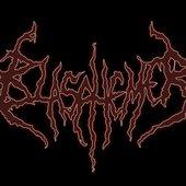 """Blasphemer - \""""Logo\"""""""