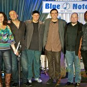Manu Koch & Filtron M @ Blue Note NY, featuring Anat Cohen & Yacouba Sissoko
