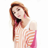 Ailee for the magazine FAST!