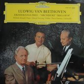 Kempff, Szeryng, Fournier Trio