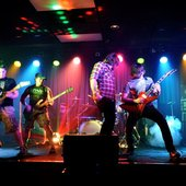 vegas masquerade at club live