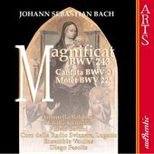 Magnificat BWV243, D Major: Quia Respexit (Bach)
