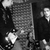 Pleasure Unit gig - Tom, Jim and Kate