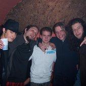 Tűzmadár band in 2009
