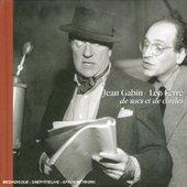 Jean Gabin & Léo Ferré
