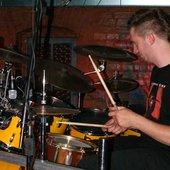 Marek przy garach - Spichlerz 2008