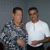 José Ribeiro e Almir Bezerra ( Ex- Fevers) no CLUBE PORTUGUÊS em Recife - PE