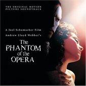 The Phantom of the Opera 2004 soundtrack