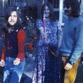 Tony, Caro & John