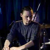 ...musicasten in RedClub (LoopFest) - 2 (Bogun Roman)