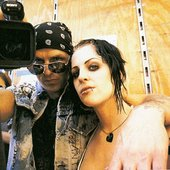 Brody Dalle & Tim Armstrong