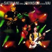 G3 - Satriani, Johnson, Vai
