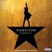 Thayne Jasperson, Lin-Manuel Miranda & Original Broadway Cast of Hamilton