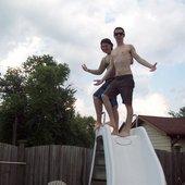 Noelle and Spillane - Evansville, '09