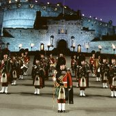 Pipes and Drums of The Black Watch
