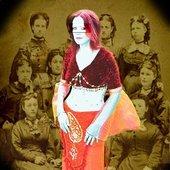 Monica Richards - InfraWarrior theme
