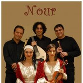 """Nour\"" - WORLD MUSIC GROUP from New York"