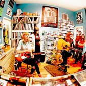 Acoustic In-Store at Permanent Records, Chicago.