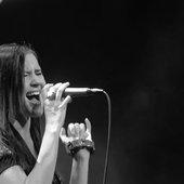 Charlene live door Esmee Burgersdijk