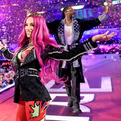 Wrestlemania 32: Sasha Banks