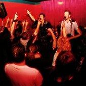 Peawees @ Shake Club (La Spezia) December 2007