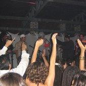 Black Sonora + Marku Ribas + BNegão - foto dj thiagão