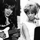 Ronnie Spector & Darlene Love