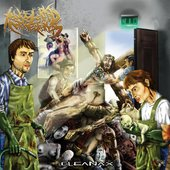 CLEANAX cover art