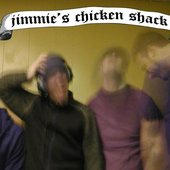 Jimmie's Chicken Shack - New Band Poster