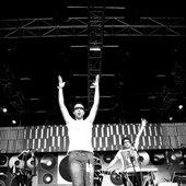 Post Dial // Rock'n Coke // Istanbul // July 2009