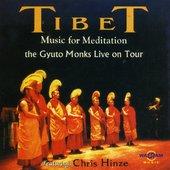 Chris Hinze & Gyuto monks