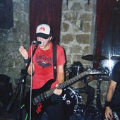 Superdrive live in 2002