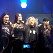 Nightwish with Floor (Seattle, 2012)