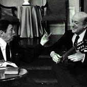 Atahualpa Yupanqui with Eduardo Falú