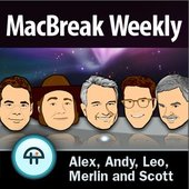 Leo Laporte, Merlin Mann, Andy Ihnatko and Alex Lindsay