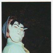 Ben Cook masked
