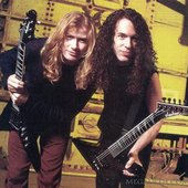 Dave Mustaine & Marty Friedman