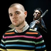 Mike Skinner + Matthew Bellamy
