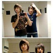 Mark & Alex