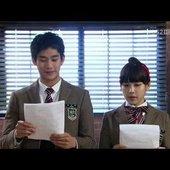 IU & Kim Soo Hyun