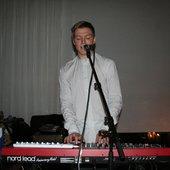 Playing at b5 Reykjavik, Iceland