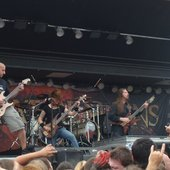 All That Remains @ Mayhem Fest 2009