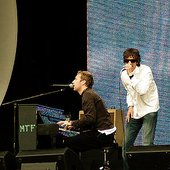 Coldplay & Richard Ashcroft