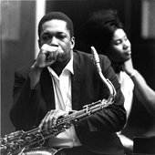 John Coltrane (with Alice Coltrane)