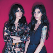 The Veronicas (PNG)