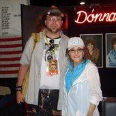 Christophe Murdock & Donna Fargo